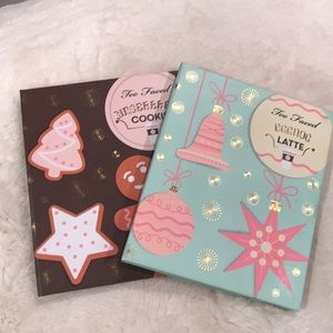 2/3 Grande Hotel Cafe Too Faced collection